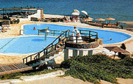 Ikaros Village hotel,malia,beach,with pool,bar