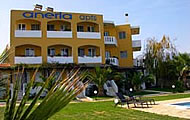Aneria Apartments, Episkopi, Rethymnon, Crete, Greek Islands, Greece Hotel