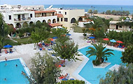 Maravel Hotel, Crete Greece, with swimming pool
