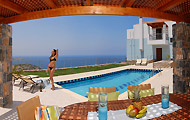 Oceanides Luxury Villas, Bali Rethymnon Crete Island Greece, Holidays and Villas in Greece