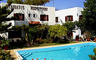 Summer Lodge Hotel, Maleme Vilage, Chania City, Chania Region, Crete Island, Holidays in Greek Islands, Greece
