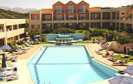 Pegasus Hotel, Kato Stalos, Chania, Crete, Greek Islands, Greece Hotel