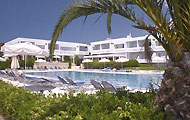 Iria Mare Hotel, Private Beach, Reception, Restaurant, Disco - Night Club