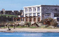 Methoni,Methoni Beach Hotel,Beach,Messinia,Peloponissos,Greece
