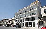 Pantheon City Hotel, Gythio, Greece, Peloponissos, Port, Ferry to Crete, Ferry to Kythira