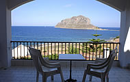 Paraschou Rooms & Apartments, Monemvasia, Laconia, Peloponnese, Greece Hotel