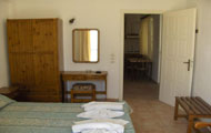 Greece, Peloponissos, Laconia, Neapoli, Elafonisi, Edem Hotel, by the beach