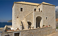 Mavromichalai hotel in Aeropoli, Laconia, Peloponnese, Vacations in Greece.