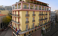 Carolina Hotel, Greece Hotels, Attica, Hotels in Athens, Acropolis, Parthenon, Plaka