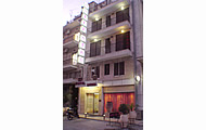 Niki Hotel, Ippodamia Square, Piraeus City, Athens City, Attica Region, Holidays in Central Greece