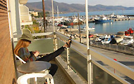 Evia Island,Galaxy Hotel,Karystos,Beach,Port,Central Greece