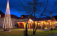 Ninemia Resort Hotel, Karpenissi Village, Karpenisi, Evritania, Central Greece Hotels