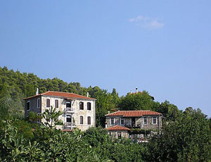 Traditional Guesthouse Parthenon,Parthenonas,Halkidiki,Greece,Winter reort,Summer Resort