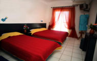 Greece, Macedonia, Halkidiki, Loutra Agias Paraskevis, Hotel Coralli, Coralli rooms and apartments, by the sea