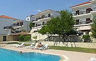 Halkidiki,Theramvos Apartments,Pefkohori,North Greece