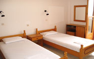 Greece, North Greece, Macedonia, Halkidiki, Pefkohori, Apartments Iro Haus, close to the beach
