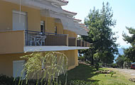 Red Coral Apartments, Vatopedi Beach, Ormilia, Sithonia, Halkidiki, Macedonia, North Greece Hotel