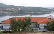 Greece, North Greece, Macedonia, Halkidiki, Pyrgadikia, Assa Inn Apartments, close to the beach