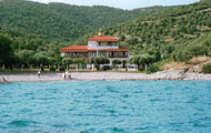 Greece, Macedonia, Halkidiki, Pyrgadikia, Gialaki Rooms, close to the beach