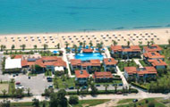 Greece, North Greece, Macedonia, Halkidiki, Agios Nikolaos, Assa Maris Paradise Resort, by the beach, with pool