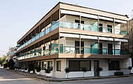 Mavridis Hotel, Nea Flogita Village, Halkidiki Region, Macedonia, Holidays in North Greece