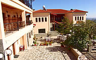 Traditional Guesthouse Lefteris, Alatopetra Village, Grevena Town, Macedonia Region, Holidays in North Greece