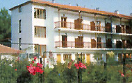 Greece, North Greece, Grevena, Macedonia, Vasilitsa, Hotel Milionis