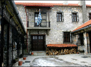 Traditional Guesthouse Methoni Inn,Agios Germanos,Florina,Western Macedonia,Greece,Winter Resort