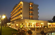 Greece, North Greece, Macedonia, Thessaloniki, Agia Triada, Galaxias Beach Resort