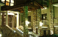 Grand Chalet hotel in Granitis, Neurokopi, Macedonia, Vacations in Greece.