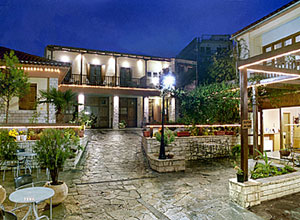 Politia HotelPirsogianni,Ioannina Town,Ipeiros,North Greece,Winter Resort