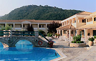 Karavotasi Beach hotel, Epirus, Thesprotia, Town, Igoumenitsa, Ionian Sea, Beach, Garden, Swimming Pool