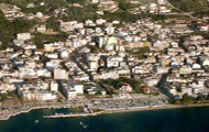 Acropolis Hotel, Igoumenitsa, Thesprotia, Epirus, Greece, Ferries to Italy, Greek Islands, Sandy Beach