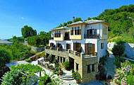 Greece, Central Greece, Magnisia, Pelion, Tsagarada, Iris Apartments