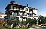 Ballas Hotel, Agria, Pelion, Volos, Magnisia, Thessalia, North Greece Hotel