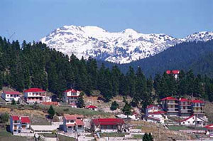 Panorama Pension,Neraidoxori,Pertouli,Elati,Trikala,Pindos Mountain,Winter RESORT,Thessalia,Pertouli,Greece