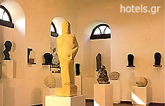 Aegean & Sporades Islands - Archeological museum (Thassos Island)