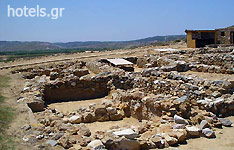 Aegean & Sporades Islands - Archaeological Place of Palamari (Skyros Island)
