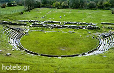 Arcadia Archaeological Sites - Archeological Site of Megalopolis