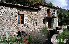 Traditional House in Dimitsana Village