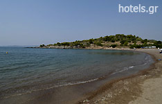Argolida Beaches - Petrothalassa Beach