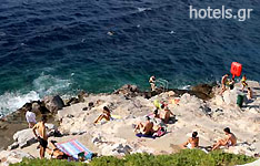 Vlihos Beach Argosaronic Islands - (Hydra Island)