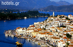 Argosaronic Islands - Poros City (Poros Island)