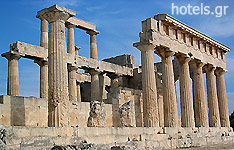 Argosaronic Islands - Temple of Athena (Aegina Island)