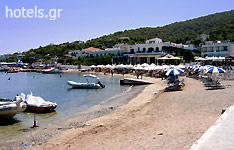 Argosaronic Islands - Agia Marina Beach (Aegina Island)