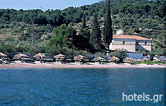 Argosaronic Islands - Agioi Anargiri Beach (Spetses Island)
