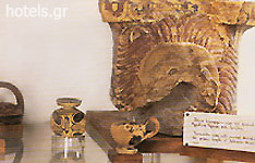 Argosaronic Islands - Archaeological Museum (Poros Island)