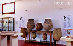 Argosaronic Islands - Archaeological Museum (Aegina Island)