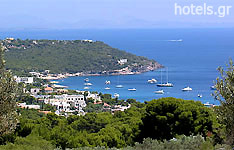 Argosaronic Islands - Saint Marina (Aegina Island)