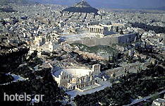 Attica Archaeological Sites - Acropolis